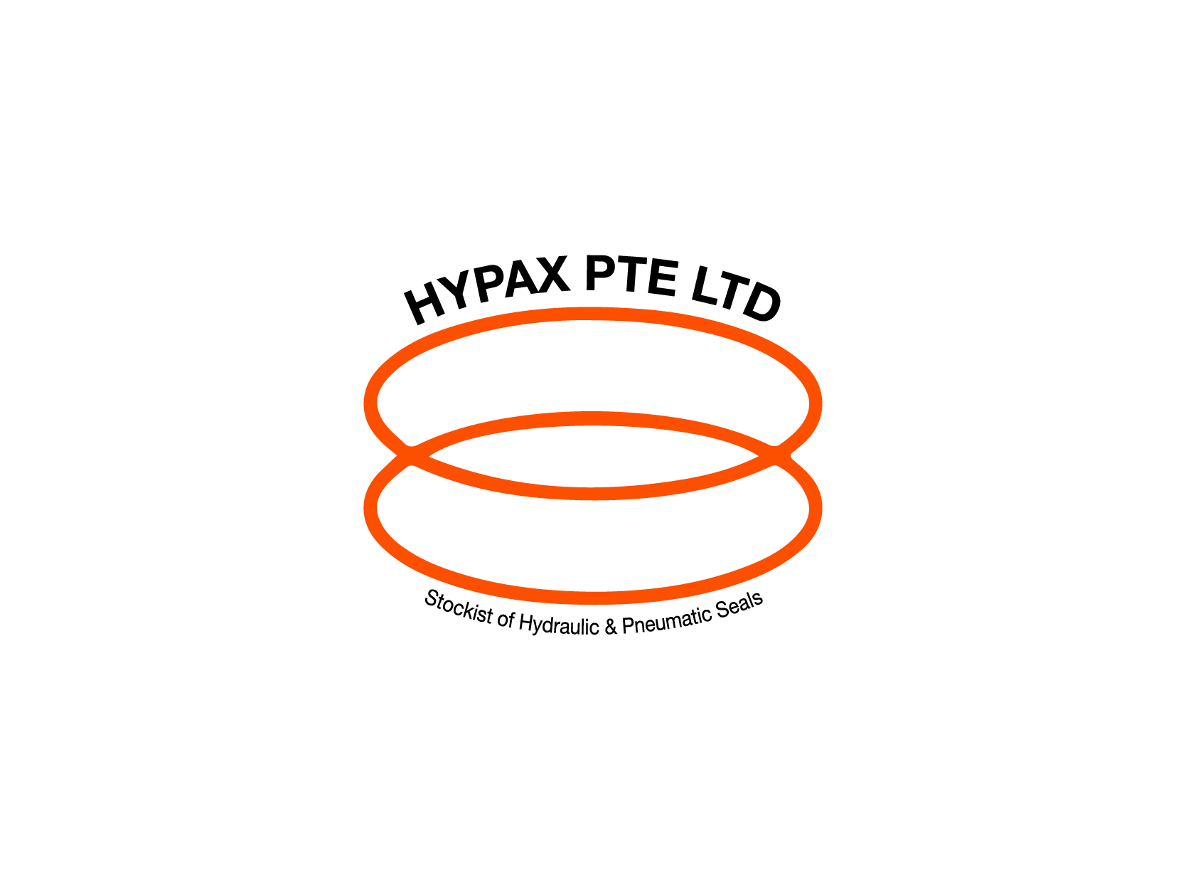 Hypax Pte Ltd Logo Design