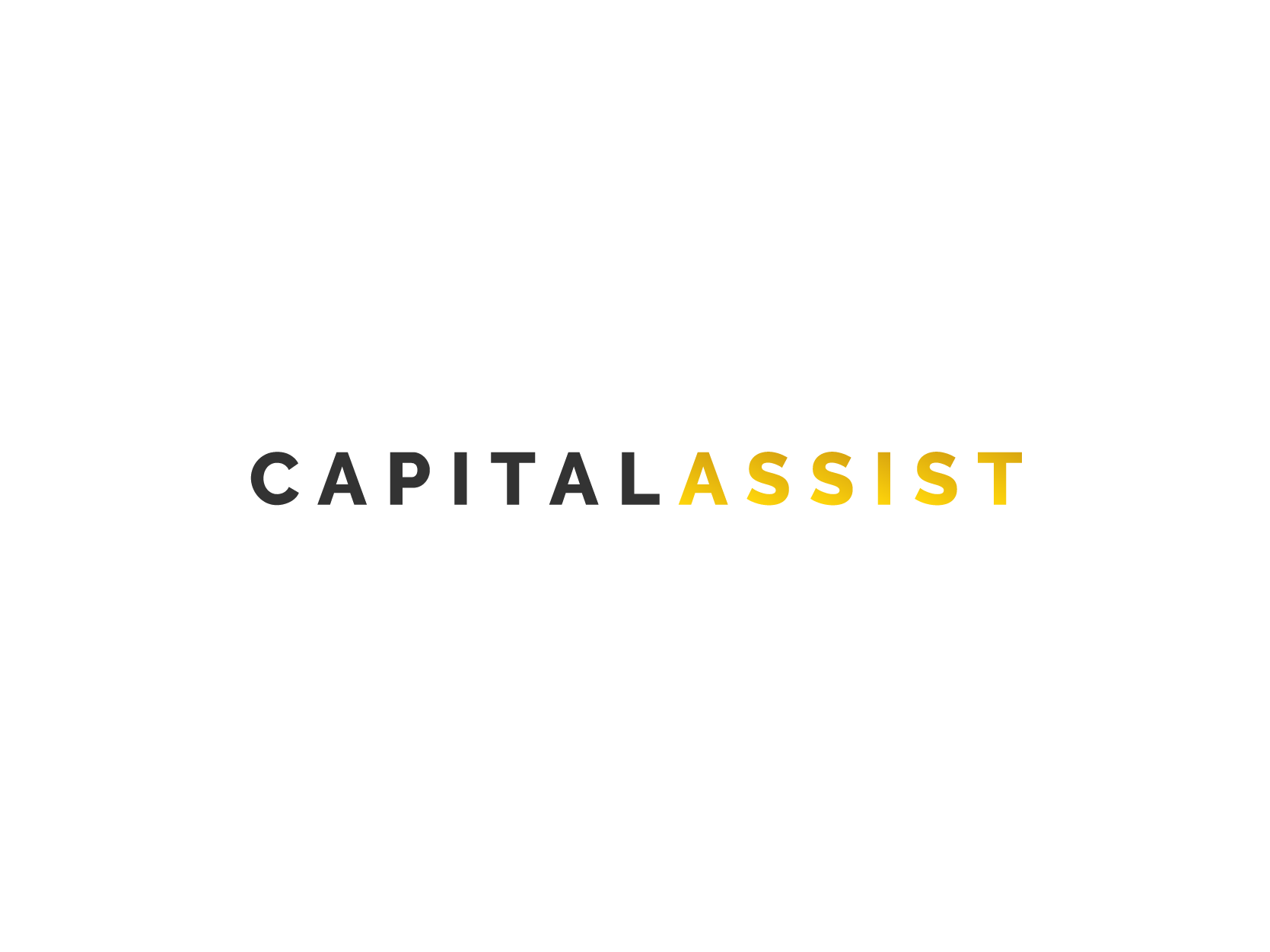 Capital Assist Logo Design