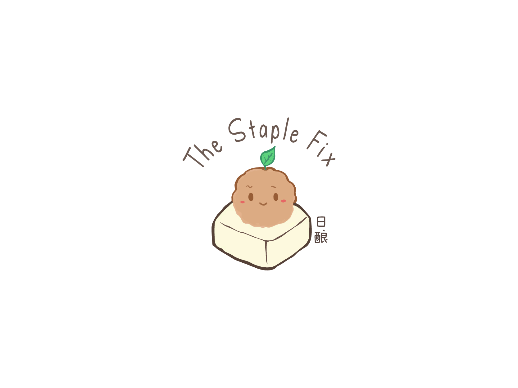 The Staple Fix Logo Design