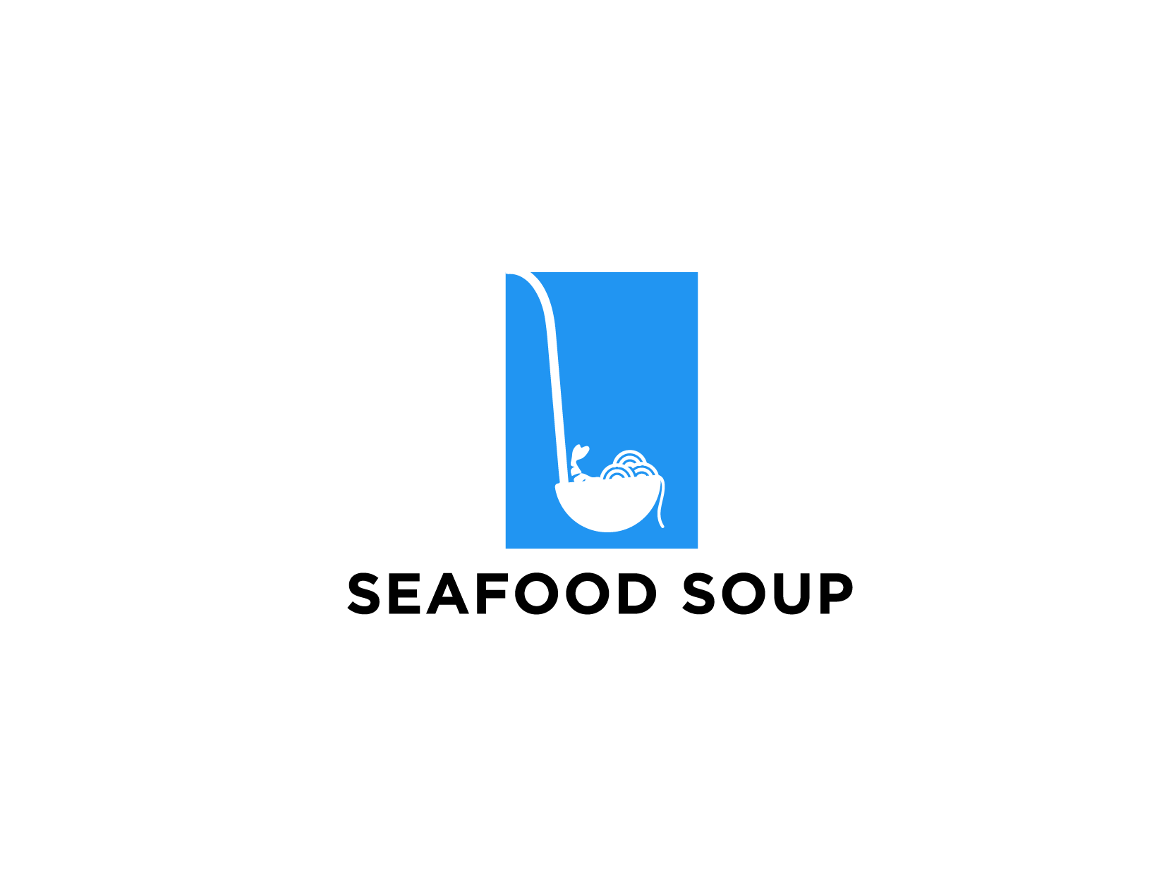 Sea Food Soup Logo Design