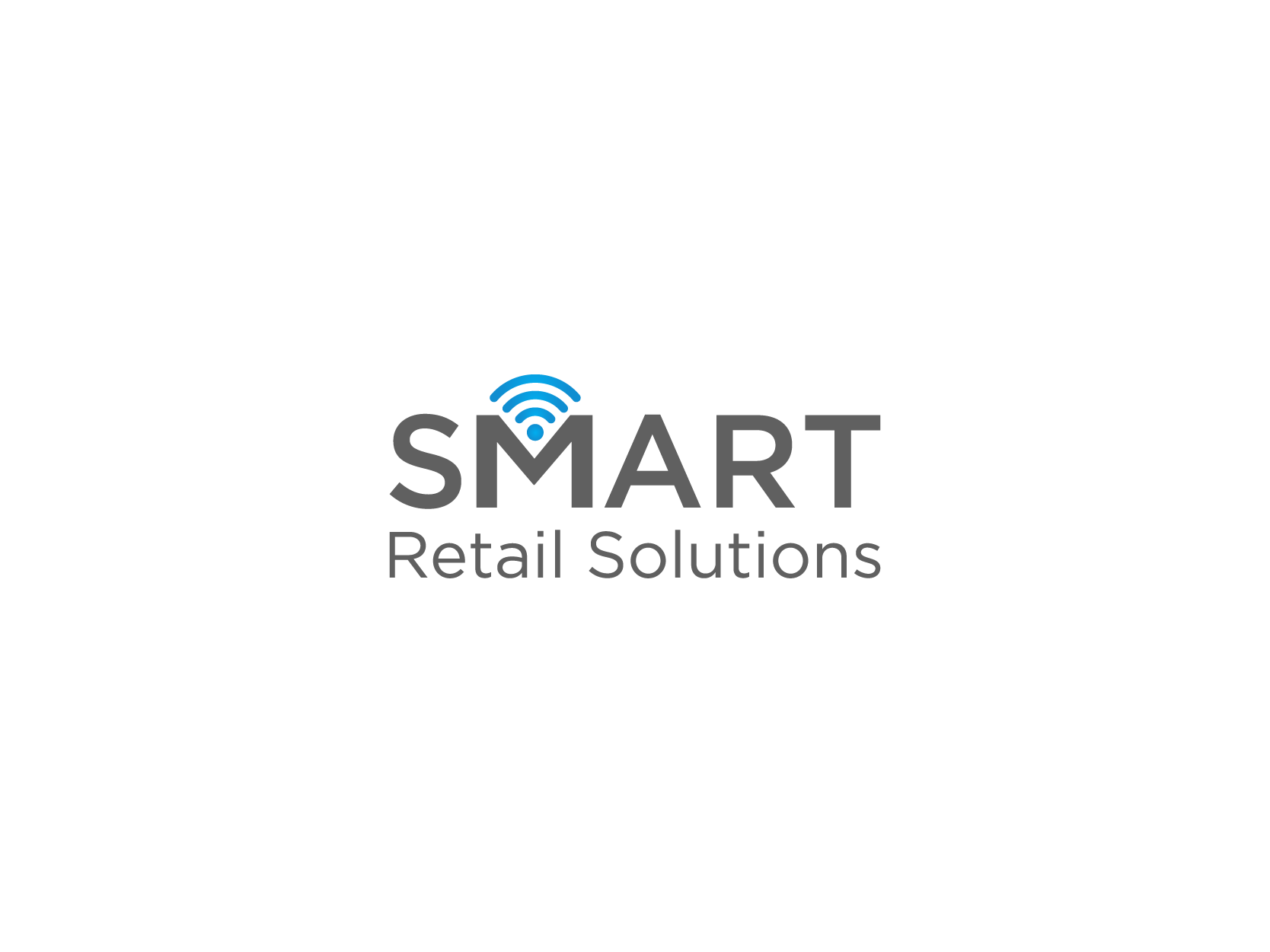 SMART Retail Solutions Logo Design