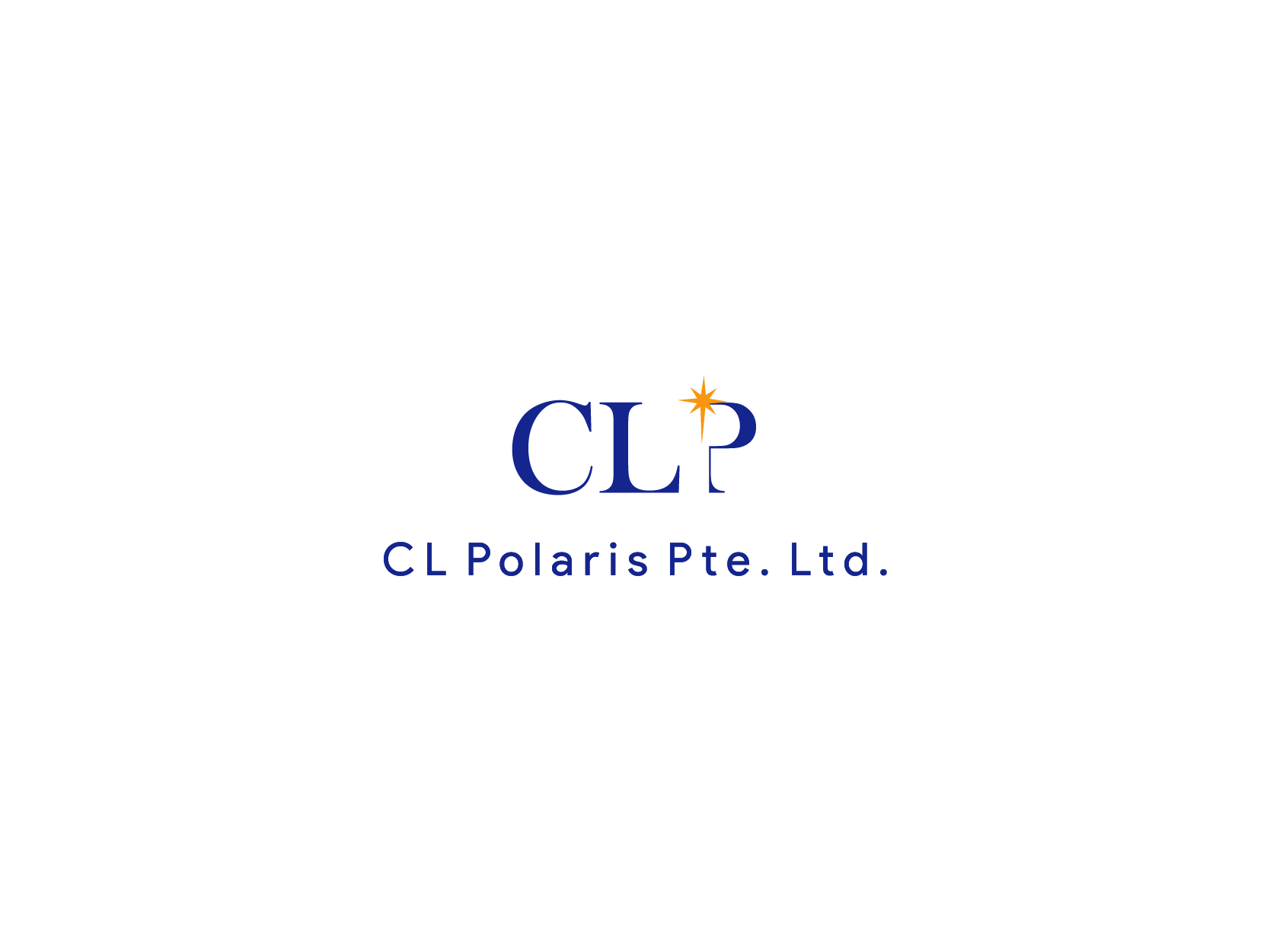 CL Polaris Pte Ltd Logo Design